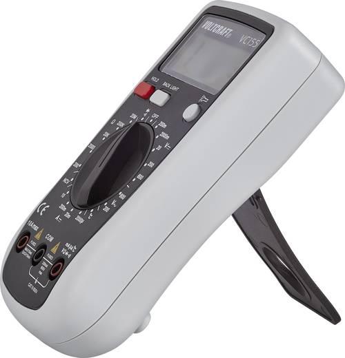 VOLTCRAFT VC155 Hand-Multimeter digital Kalibriert nach: Werksstandard (ohne Zertifikat) CAT III 600 V Anzeige (Counts)
