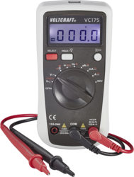VOLTCRAFT VC175 Hand-Multimeter