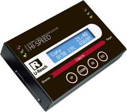 1násobné duplikační stanice pevných disků Renkforce PRO250 SATA s funkcí mazání, přenosite