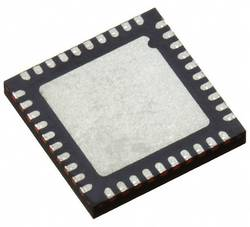 Image of Analog Devices ADUC7020BCPZ62 Embedded-Mikrocontroller LFCSP-40-VQ (6x6) 16/32-Bit 44 MHz Anzahl I/O 14