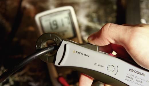 Hand-Multimeter, Stromzange digital VOLTCRAFT VC280 Kalibriert nach: Werksstandard CAT III 600 V Anzeige (Counts): 4000