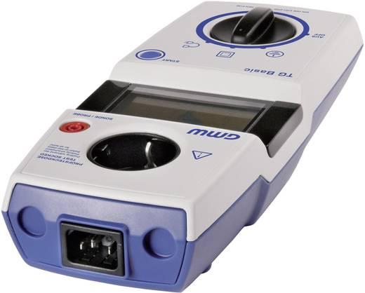 GMW TG basic 1 Sicherheitstester VDE-Prüfgerät nach DIN EN 62638/DIN VDE 0701-0702 Kalibriert nach ISO