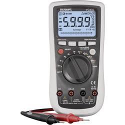 Digitálne/y ručný multimeter VOLTCRAFT VC830, Kalibrované podľa (ISO)