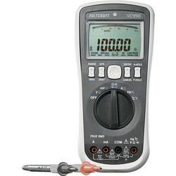 Digitálne/y ručný multimeter VOLTCRAFT VC950 (ISO), kalibrácia podľa (ISO), datalogger