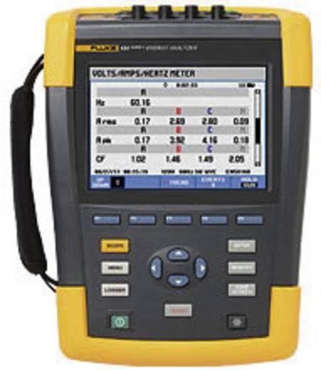Fluke 434-II Netz-Analysegerät, Netzanalysator 4116638 CAT IV 600 V/CAT III 1000 V