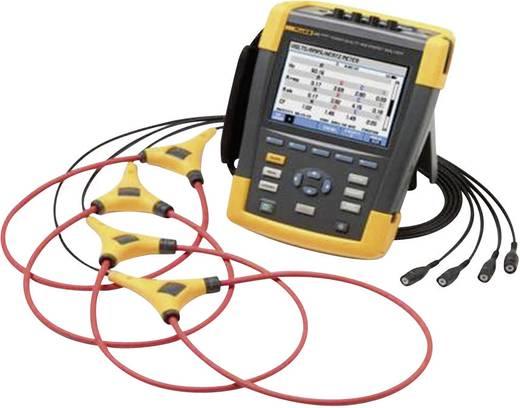 Netz-Analysegerät 3phasig inkl. Stromzangen, mit Loggerfunktion Fluke 435-II