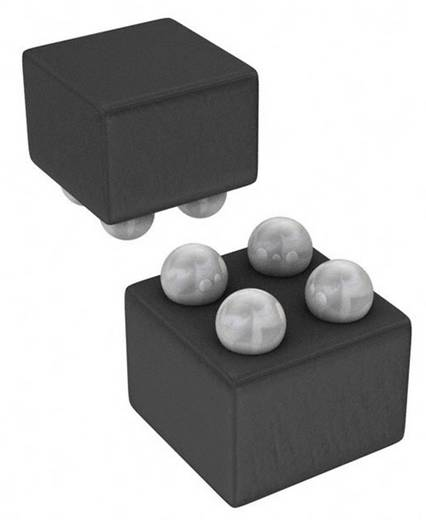 PMIC - Leistungsverteilungsschalter, Lasttreiber ON Semiconductor FPF12045UCX High-Side UFBGA-4