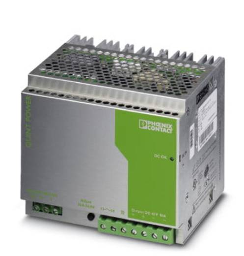 Hutschienen-Netzteil (DIN-Rail) Phoenix Contact QUINT-PS-100-240AC/48DC/10 48 V/DC 10 A 480 W 1 x