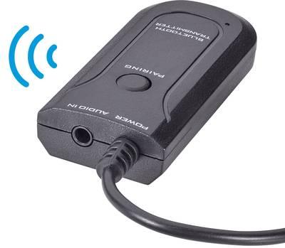 Renkforce BTX-1300 Trasmettitore audio Bluetooth® Versione Bluetooth: 3.0 +EDR