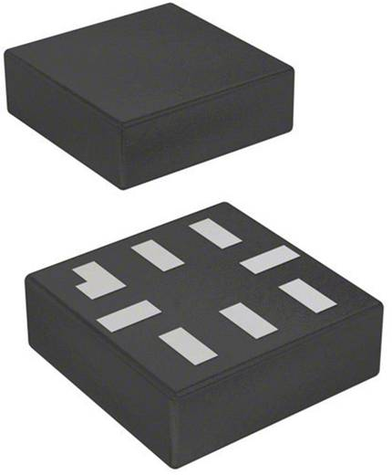 Logik IC - Inverter ON Semiconductor NC7NZ04L8X Inverter 7NZ MicroPak™-8