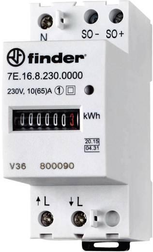 Finder 7E.16.8.230.0010 Wechselstromzähler mechanisch 65 A MID-konform: Ja