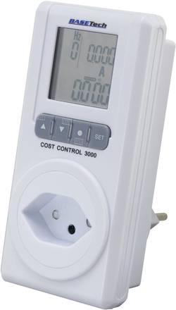Měřič spotřeby energie Basetech Cost Control 3000 (švýcarská verze)
