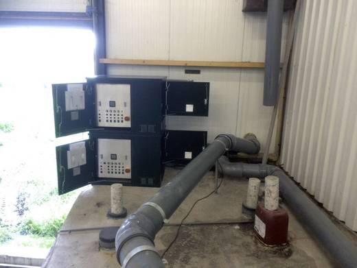 VOLTCRAFT® EPM 1L-16 Digitales Einbaumessgerät Spannung: 190 - 250 V/AC; Strom: 0 - 16 A; Cos-Phi: 0 - 1,00; Leistung: 0