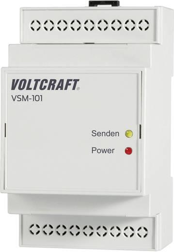 VOLTCRAFT® VSM-150 100A ZS Smart Metering System Komplett-Set mit VSM-105-100 Dreipunkt-Zähler, VSM-101 V2 Gateway V2, U