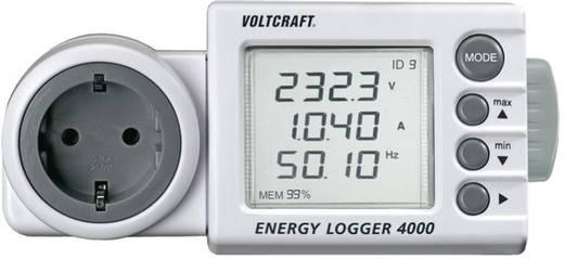 Energiekosten-Messgerät VOLTCRAFT ENERGY-LOGGER 4000 Stromtarif einstellbar, Kostenprognose