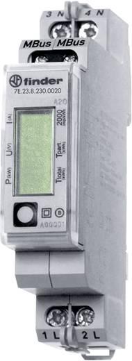 Wechselstromzähler digital 32 A MID-konform: Nein Finder 7E.23.8.230.0020