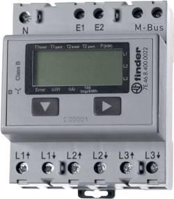 Třífázový elektroměr Finder 65 A M-Bus, na DIN lištu