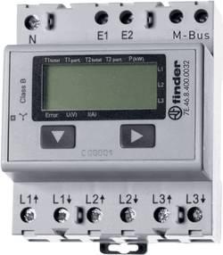 Třífázový elektroměr Finder 65 A M-Bus MID, na DIN lištu
