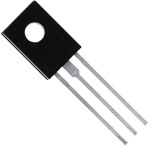 Transistor (BJT) - diskret Fairchild Semiconductor BD13510STU TO-126 1 NPN