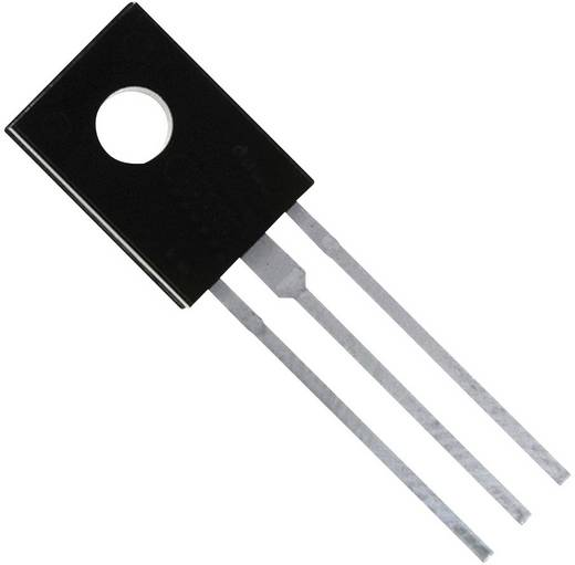 Transistor (BJT) - diskret Fairchild Semiconductor BD681S TO-126 1 NPN - Darlington