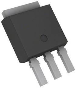 MOSFET ON Semiconductor FQU2N60CTU 1 Canal N 2.5 W