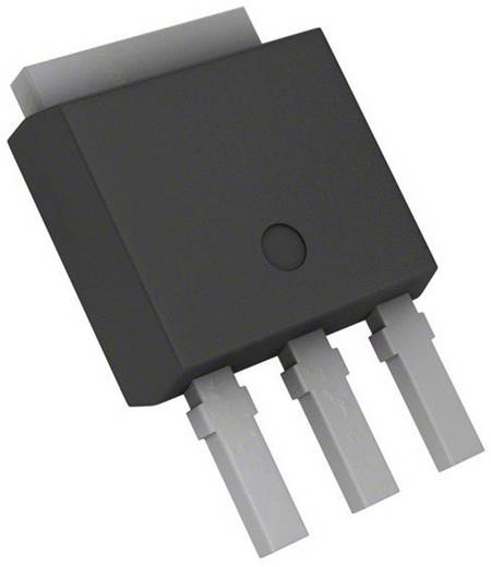 MOSFET Vishay IRFU1N60APBF 1 N-Kanal 36 W TO-251-3