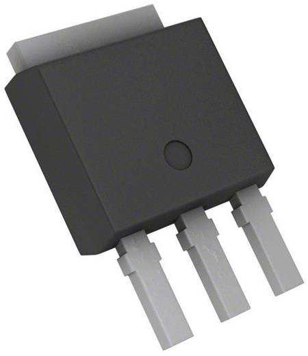 ON Semiconductor FQU17P06TU MOSFET 1 P-Kanal 2.5 W TO-251-3