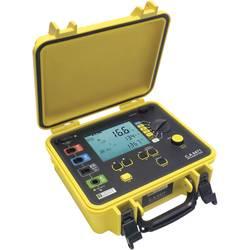 Tester uzemnenia Chauvin Arnoux C.A 6471 P01126505-ISO, Kalibrované podľa ISO