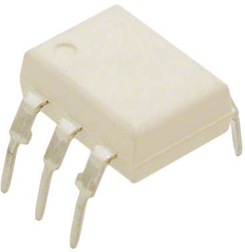 Optokoppler Phototransistor Vishay SFH601-2 DIP-6 Transistor mit Basis DC