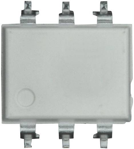 ON Semiconductor Optokoppler Phototransistor H11AV1SM SMD-6 Transistor mit Basis DC