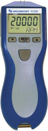 Drehzahlmesser mechanisch, optisch Wachendorff PLT20000 0.5 - 20000 U/min 5 - 200000 U/min ISO