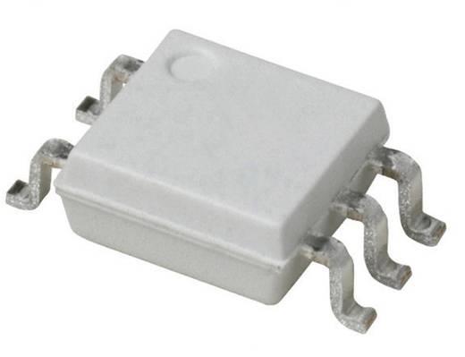 ON Semiconductor Optokoppler Gatetreiber FODM611 SMD-6 Offener Kollektor, Schottky geklemmt DC