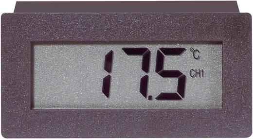VOLTCRAFT® TCM 220 2-Kanal-Temperaturschaltmodul -30 bis +70 °C Einbaumaße 45.5 x 22 mm
