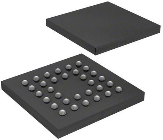 Microchip Technology ATMEGA168A-CCU Embedded-Mikrocontroller UFBGA-32 (4x4) 8-Bit 20 MHz Anzahl I/O 23