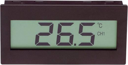 VOLTCRAFT® TCM 320 2-Kanal-Temperaturschaltmodul -30 bis +70 °C Einbaumaße 68.5 x 33 mm
