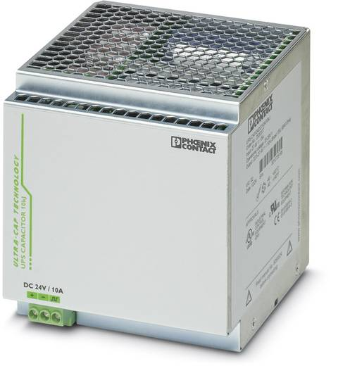 Energiespeicher Phoenix Contact UPS-CAP/24DC/10A/10KJ