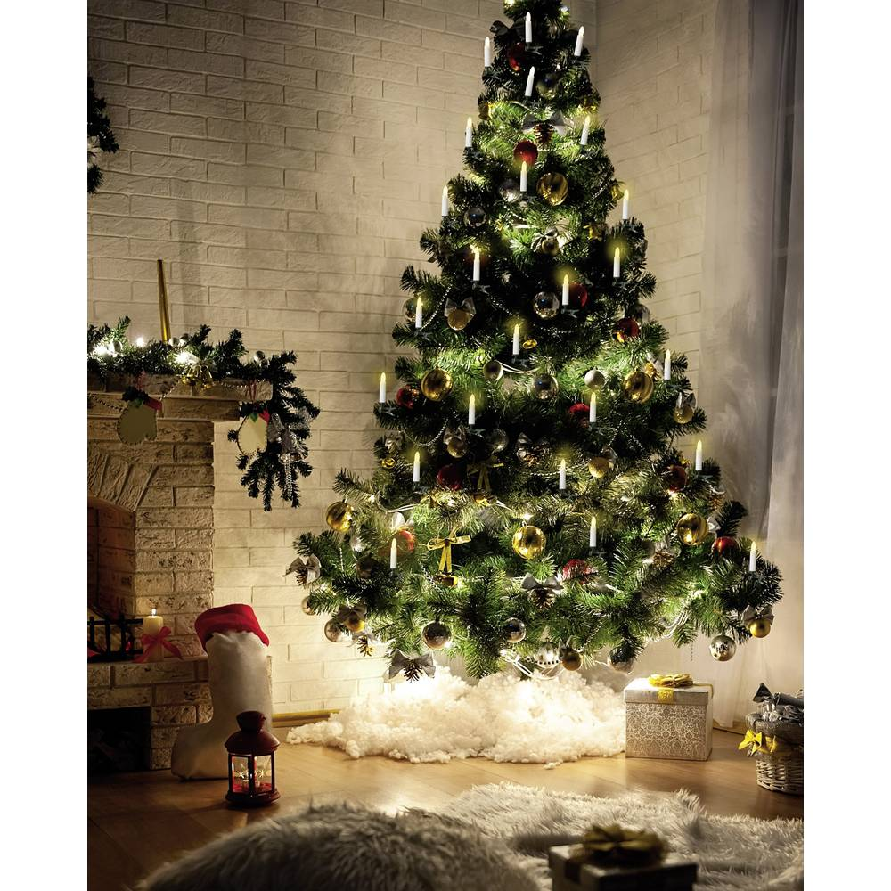 eclairage pour arbre de no l ampoule halog ne polarlite lca 01 001 secteur 11 m sur le site. Black Bedroom Furniture Sets. Home Design Ideas