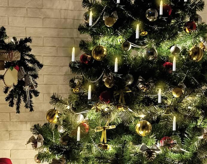 Polarlite LCA-01-001 Weihnachtsbaum-Beleuchtung