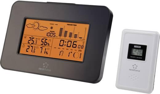 Renkforce E0303H2TPR Funk-Wetterstation Vorhersage für 12 bis 24 Stunden