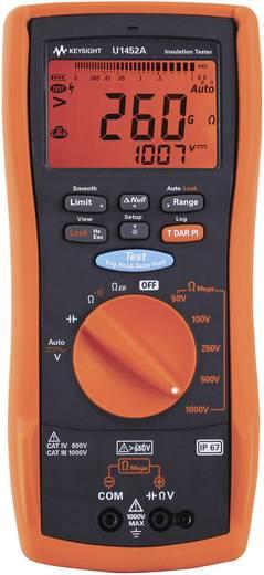 Keysight Technologies U1452A Isolationsmessgerät 50 V, 100 V, 250 V, 500 V, 1000 V 260 GΩ Kalibriert nach DAkkS