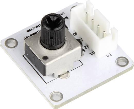 Linker Kit Erweiterungs-Platine Drehpotentiometer LK-Poti pcDuino, Raspberry Pi® A, B, B+, Arduino