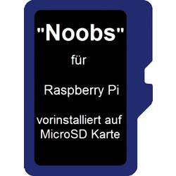 Raspberry Pi® rb-noobs-p4-16GB