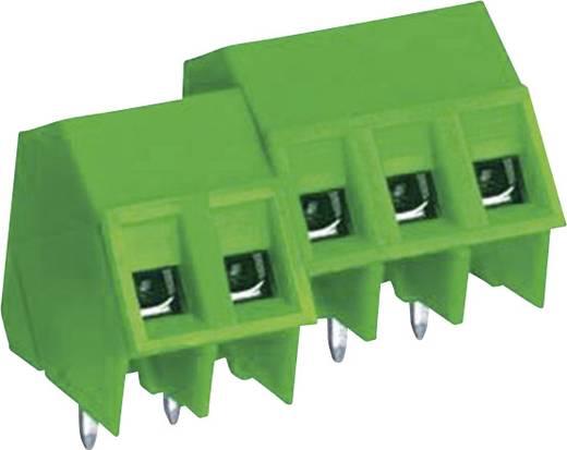DECA MB322-500M02 Schraubklemmblock 2.50 mm² Polzahl 2 Grün 1 St.