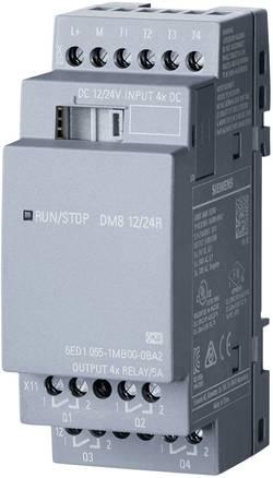 PLC rozšiřující modul Siemens LOGO! DM8 12/24R 0BA2 6ED1055-1MB00-0BA2, 24 V/DC