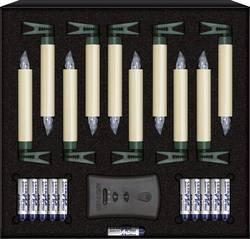 krinner 74422 weihnachtsbaum beleuchtung innen batteriebetrieben 10 led warm wei. Black Bedroom Furniture Sets. Home Design Ideas