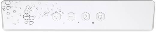 Bluetooth® Lautsprecher Creative Muvo Mini Freisprechfunktion, NFC, spritzwassergeschützt Weiß