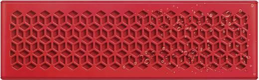 Bluetooth® Lautsprecher Creative Muvo Mini Freisprechfunktion, NFC, spritzwassergeschützt Rot