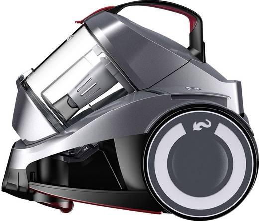 staubsauger ohne beutel dirt devil rebel22hf 800 w energieeffizienzklasse a g b grau. Black Bedroom Furniture Sets. Home Design Ideas