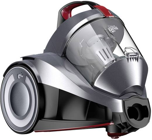 Dirt Devil REBEL22HF Staubsauger ohne Beutel 800 W Grau (metallic)