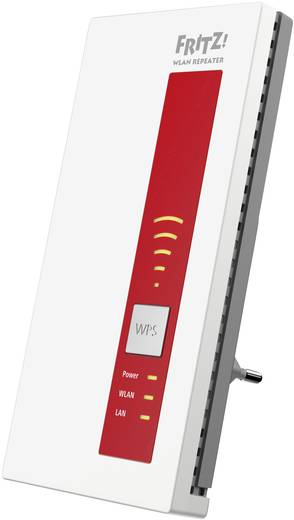 AVM FRITZ!WLAN Repeater 1750E WLAN Repeater 1.75 GBit/s 2.4 GHz, 5 GHz